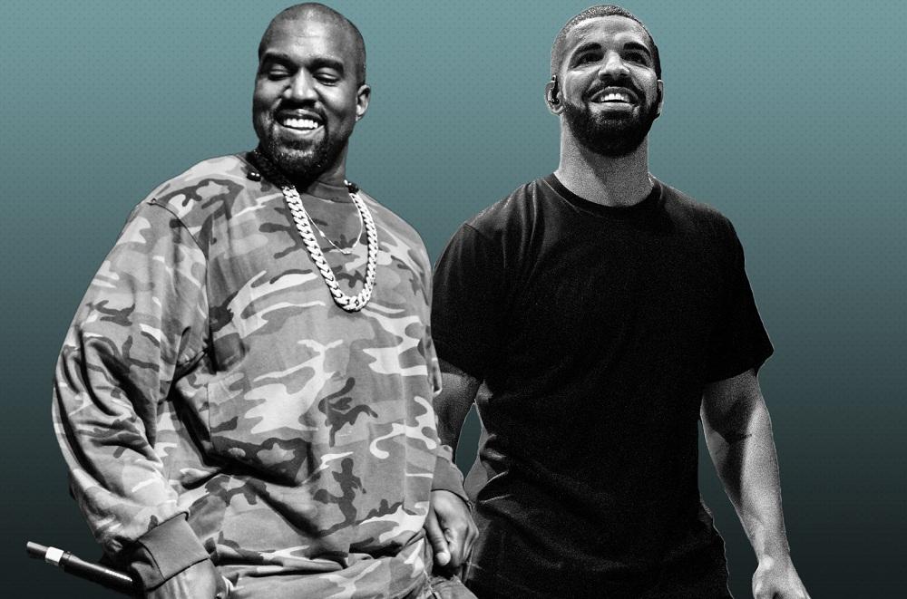 Kanye Attitude with Drake Feelings