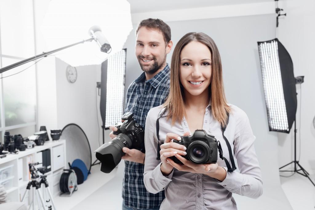 photographers working
