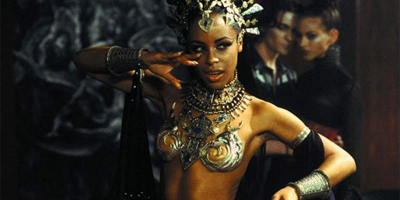 """Anne Rice's """"Queen of the Damned"""" is more like a force of nature than a character."""
